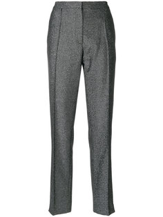 классические брюки с люрексом Golden Goose Deluxe Brand