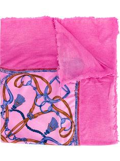 шарф с принтом барокко Avant Toi