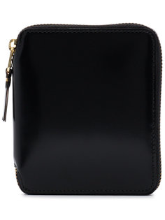 кошелек с зеркальной отделкой внутри Comme Des Garçons Wallet