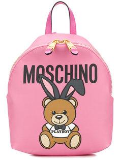 рюкзак Teddy Playboy Moschino