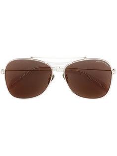 солнцезащитные очки Piercing Shield Alexander Mcqueen Eyewear