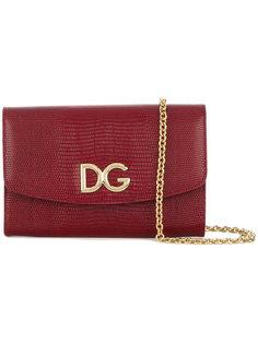 кошелек-сумка через плечо Dolce & Gabbana