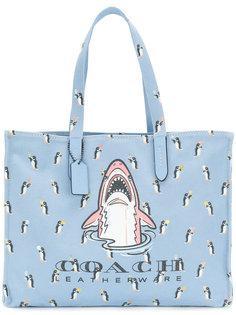 сумка-тоут Sharky 42 Coach