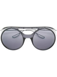 солнцезащитные очки Nacht в круглой оправе Dita Eyewear