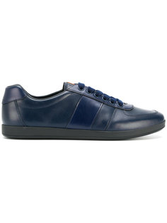 кроссовки на шнуровке Prada