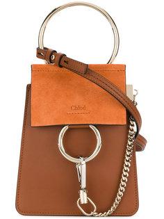сумка Small Faye Bracelet Chloé