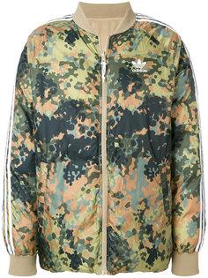 двусторонняя куртка с камуфляжным рисунком Hu Hiking SST Adidas By Pharrell Williams