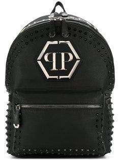 рюкзак с заклепками  Philipp Plein