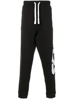 спортивные брюки с лампасами Fila