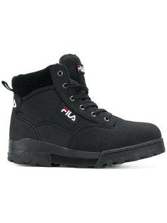 ботинки Grunge на шнуровке Fila