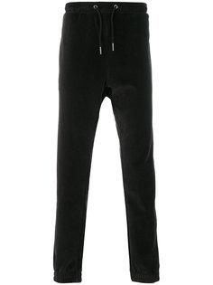 бархатные спортивные брюки Fila