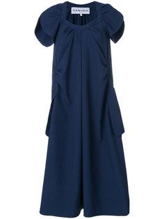 платье мешковатого кроя Carven