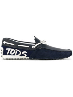 лоферы Gommino  Tods Tod'S