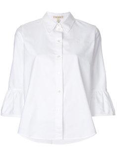 рубашка с рюшами Marc Jacobs