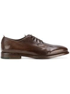 классические ботинки Дерби  Officine Creative