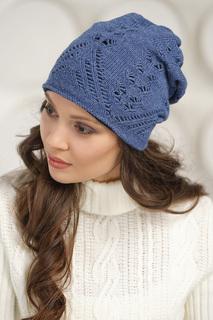 d0369fe35b1f Женские шапки темно-синие – купить шапку в интернет-магазине | Snik ...