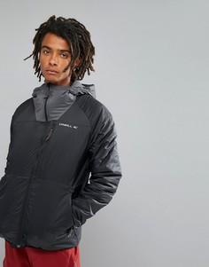 Черная утепленная ветровка ONeill Activewear Kinetic - Черный Oneill