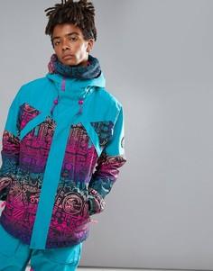 Куртка с принтом в стиле 90-х ONeill Reissue 91 - Синий Oneill