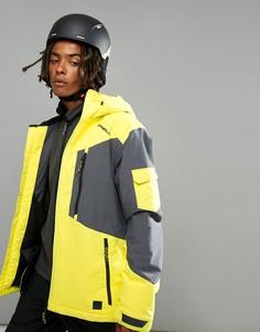 Желтая горнолыжная куртка ONeill Cue - Желтый Oneill