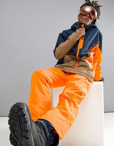 Оранжевые горнолыжные брюки ONeill Hammer - Оранжевый Oneill
