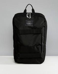 Черный рюкзак объемом 20 литров ONeill Boarder Plus - Черный Oneill