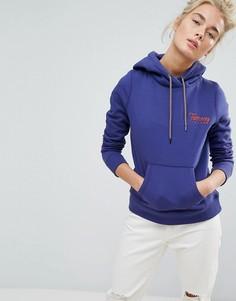 Худи с логотипом Tommy Jeans - Фиолетовый