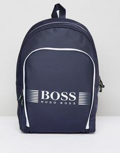 Темно-синий рюкзак BOSS Athleisure Pixel - Темно-синий