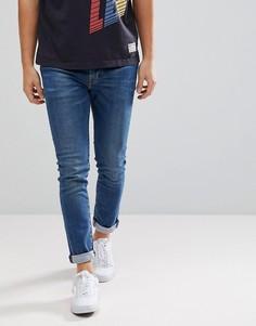 Зауженные джинсы Levis 510 Huxley - Черный