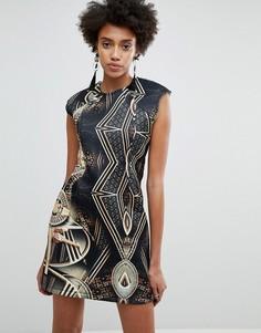 Платье мини с принтом ASOS x Star Wars - Мульти