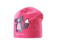 Шапка для девочки Lassie by Reima, розовый