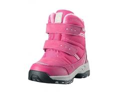 Ботинки для девочки Reima, розовые