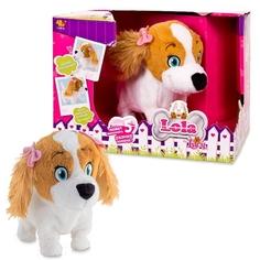 Интерактивная игрушка IMC «Собака Lola»