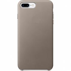 Аксессуар Чехол APPLE iPhone X Leather Case Folio Taupe MQRY2ZM/A