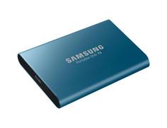 Жесткий диск Samsung Portable SSD T5 250Gb MU-PA250B/WW