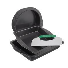 Противень с крышкой и инструментом для нарезания Berghoff Perfect Slice 3шт 1100057