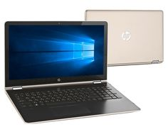 Ноутбук HP Pavilion x360 15-br012ur 1ZA57EA Gold (Intel Core i3-7100U 2.4 GHz/6144Mb/1000Gb/AMD Radeon 530 2048Mb/Wi-Fi/Bluetooth/Cam/15.6/1920x1080/Windows 10 64-bit)