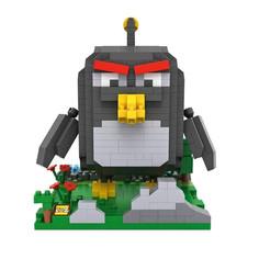 Конструктор LoZ Большая черная птица 510 дет. LZ9649