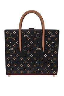 Кожаная сумка Paloma Medium Christian Louboutin