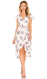 Платье с запахом - J.O.A.