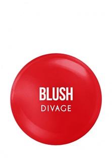 Румяна Divage Кремовые 2 В 1 Egg Blush & Lip Balm,  № 03