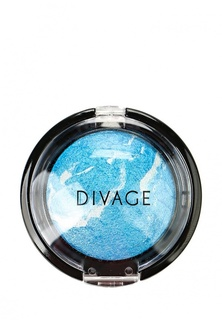 Тени для век Divage Запеченные Colour Sphere № 16