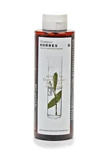 Сухой шампунь Korres от перхоти и кожи головы с лавром и эхинацеей 250 мл