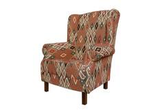 Кресло в колониальном стиле LA Neige
