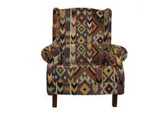 Кресло в африканском стиле LA Neige