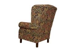"Кресло в восточном стиле "" Жар Птица"" LA Neige"