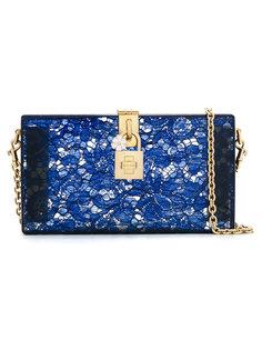 lace clutch bag Dolce & Gabbana