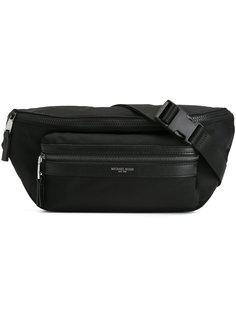 поясная сумка с карманом на молнии Michael Kors