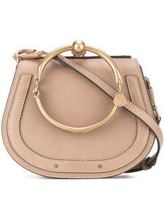 маленькая сумка через плечо Nile с браслетом Chloé