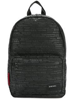 рюкзак с принтом-логотипом Diesel