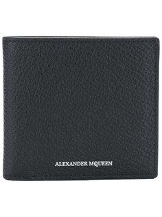 классический кошелек Alexander McQueen